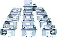 SB-2003B電工、模擬、數字電路、電氣控制設備四合一實驗室成套設備