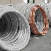 銅包鋼圓鋼國電天邦制造生產的