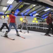健身房滑雪机 儿童训练室内滑雪机 天津健身房室内滑雪机厂家