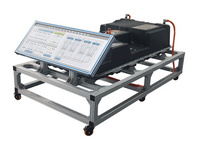 电动汽车电池成组及电池管理系统实训台