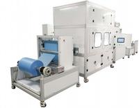 納米纖維過濾材料面膜基材大型多針靜電紡絲量產設備MF01-001