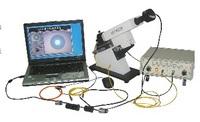 光纖幾何參數測試實驗系統