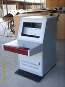 单联操作台单联全钢控制台监控台