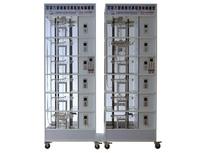 2DT6-FX-3U-64MR 雙聯六層透明仿真教學電梯模型