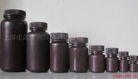 廣口|小口棕色塑料試劑瓶 規格全