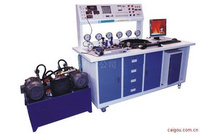 BPTMY-01型透明液压PLC控制教学实验