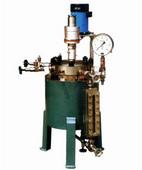 10L帶液位計鋯材反應釜