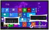 SHUANGJIA交互式液晶平板双系统高清新机型多媒体教学与会议设备