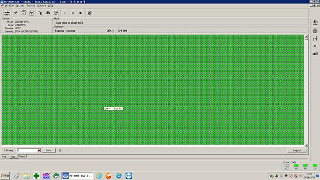 HP服务器阵列信息丢失数据恢复