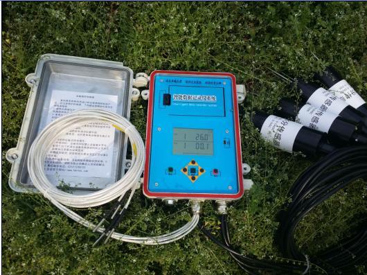 土壤温度记录仪     型号:MHY-27511