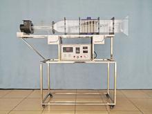 強迫對流管簇管外放熱系數測定裝置