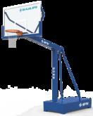 舒华品牌  场地设施  JLG-100室外移动篮球架