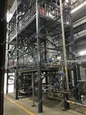 溶剂法烟气CO2捕集处理装置