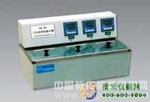 三孔電熱恒溫水槽DK-8D