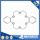 二苯并-18-冠醚-6 Dibenzo-18-crown-6 (6,7,9,10,17,18,20,21-Octahydrodibenzo) CAS:14187-32-7