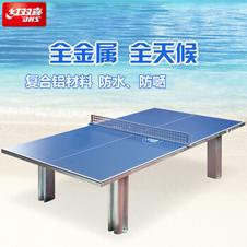 红双喜【DHS】室外用全天候乒乓球台T2000