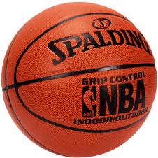 斯伯丁【SPALDING】NBA掌控比赛用球室内室外PU篮球7号球74-604Y