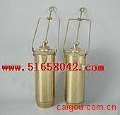 加重型采样器/防静电取样器/黄铜加重采样器
