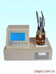 微量水分测定仪 水分测定仪