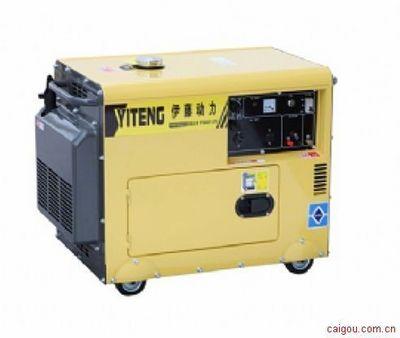 5千瓦柴油发电机