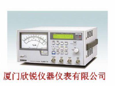 日本菊水KIKUSUI抖晃测量仪KJM6775
