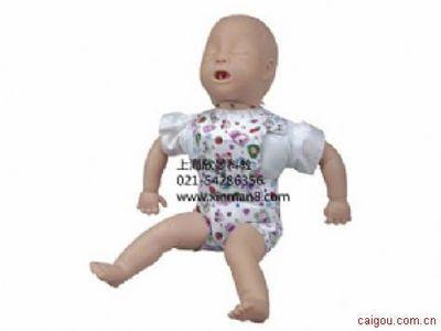 婴儿气道阻塞及CPR模型、婴儿梗塞模型