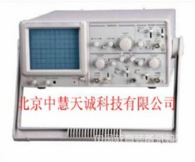 双踪模拟示波器(40MHz) 型号:YZYD4340