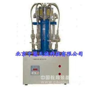 水质硫化物-酸化吹气仪 型号:TDTH-6