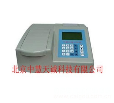 便携式数显食品吊白块快速分析仪/台式数显食品吊白块快速分析仪 型号:XLA-GNSSP-8DBK