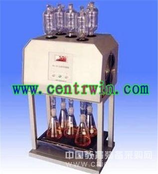 标准COD消解器(10孔) 型号:ZHKY-100