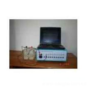 九通道自动采集氯离子渗透快速测量仪 型号:DAHN-2