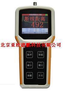 电缆故障测试仪/电缆故障检测仪/高精度彩屏线路测试仪 型号:DP24511