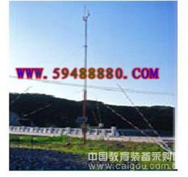 四要素自动气象站(风向.风速.温度.降水) 型号:DWCYZ2-RTF
