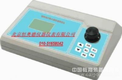 食用油酸价、过氧化值快速测定仪  油酸价、过氧化值检测仪 过氧化值测试仪 型号:HAD-34F
