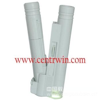 裂缝观测仪/裂缝宽度仪(40倍带光源刻度) 型号:SW-YSX-40