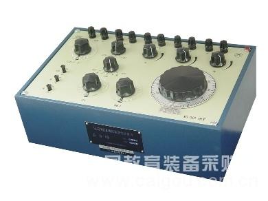 低电势直流电位差计 直流电位差计 电位差计