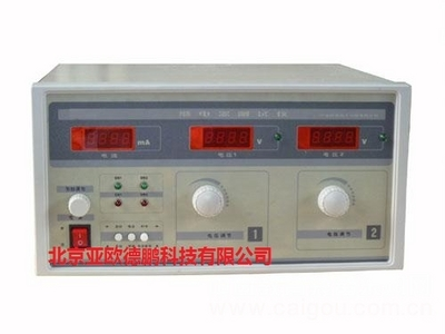 交流继电器测试仪/交流继电器吸合电压和释放电压仪