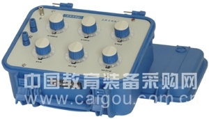 直流电阻箱(六组开关)  电阻箱 型号:HAD-ZX83P