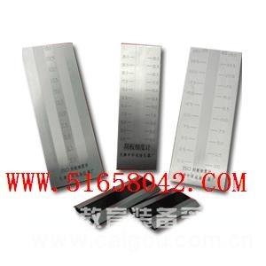 刮板细度计 型号: TJK1-QXD 0-25 0-50 0-100 0-150
