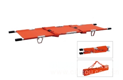 铝合金折叠担架 折叠担架 担架 型号:HAD-1A9