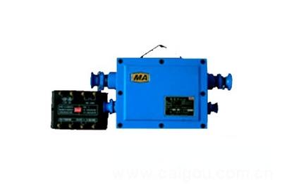 矿用继电器箱     型号;ZJ-KJ101N-GD
