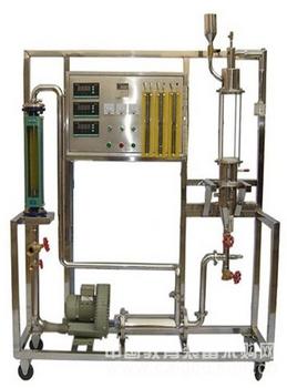 流化床干燥实验装置/流化床干燥实验仪