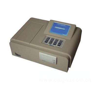 多功能食品安全分析仪/水产品安全检测仪 型号:HAD-1001B