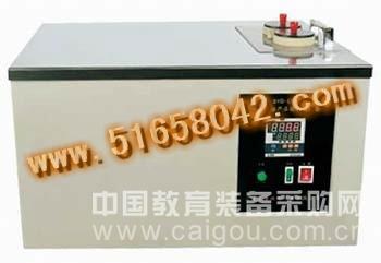 石油产品凝点试验器(凝点、冷滤点试验)型号:HCJ1-SYD-510G-I