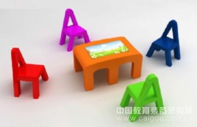 儿童卡通智能桌