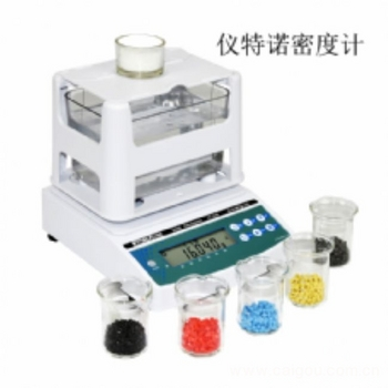 济南哪里有卖PP胶料密度检测仪器