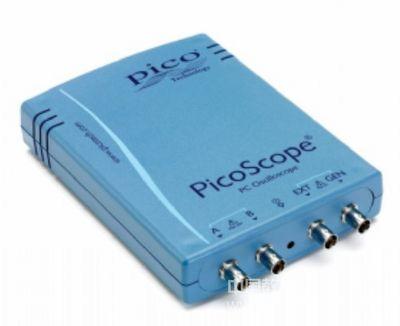 Pico示波器|USB示波器|PicoScope 2207|超紧凑|2通道+AWG|100MHZ