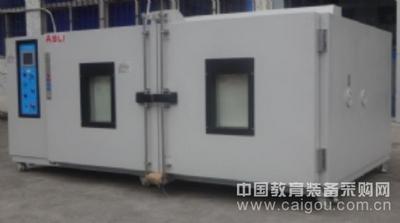 三箱式高低温交变试验机使用说明书 四川低温恒温试验箱厂