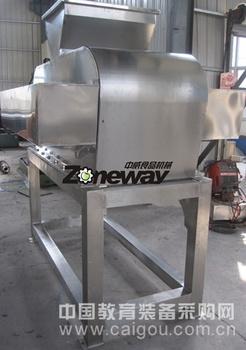 QPZJ-650型木瓜去皮榨汁机打浆机