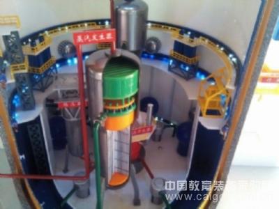 供应压水堆核电站模型 -核电站整体模型-核电设备模型
